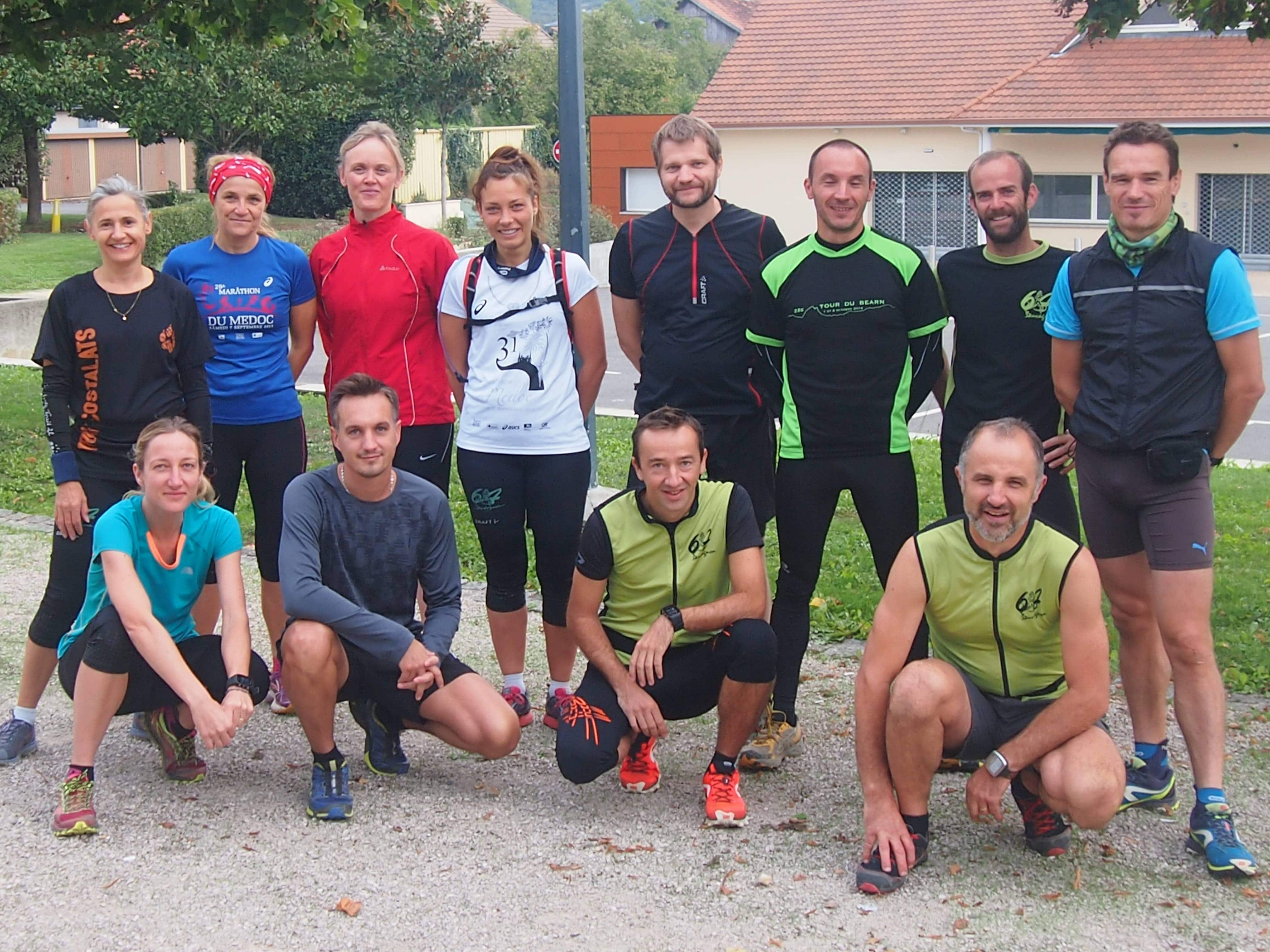 Groupe Course