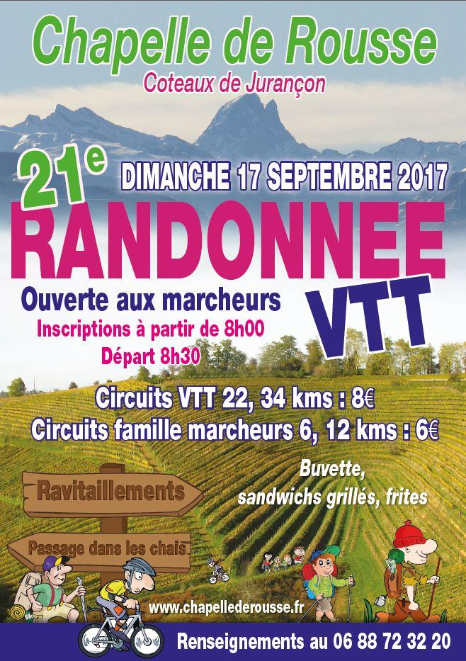 Flyer Chapelle de Rousse 2017