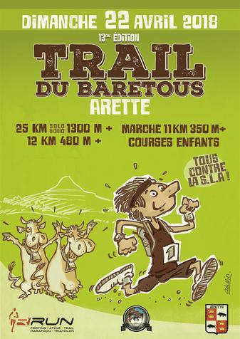 Trail du Baretous